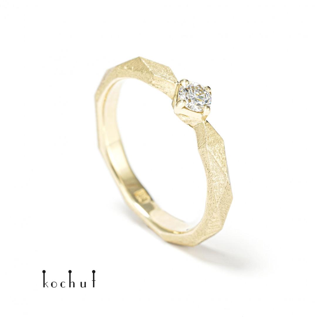 MyQueen— engagement diamond ring
